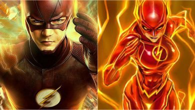 "Photo of The ""Mystery Girl"" Could Be The New Female Flash on Earth-3 Replacing Jay Garrick"