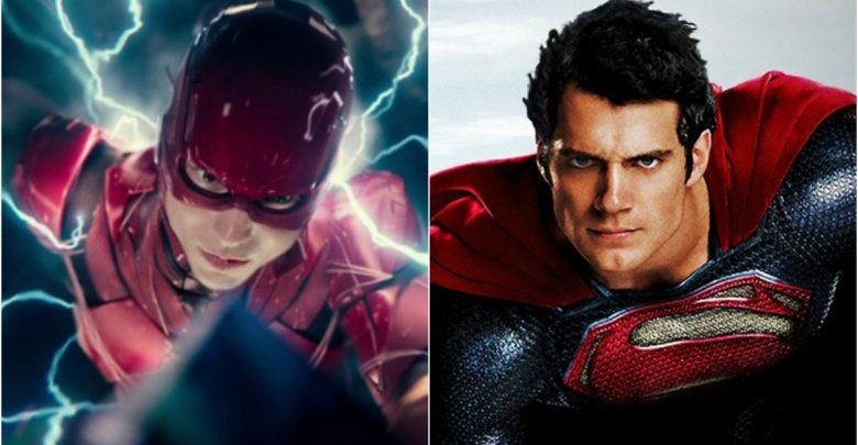 Flash Vs Superman