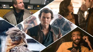 Photo of Solo: A Star Wars Story Poster and Complete Character Guide
