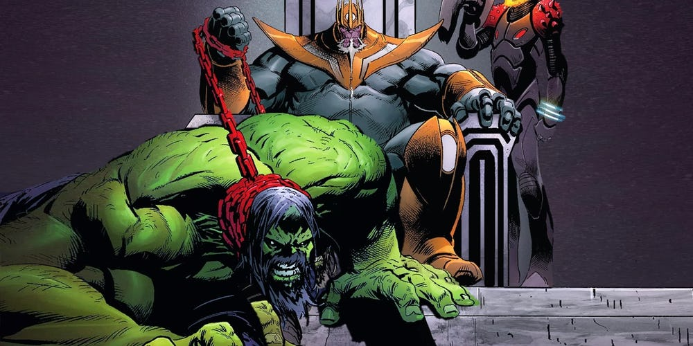 Thanos' Dog