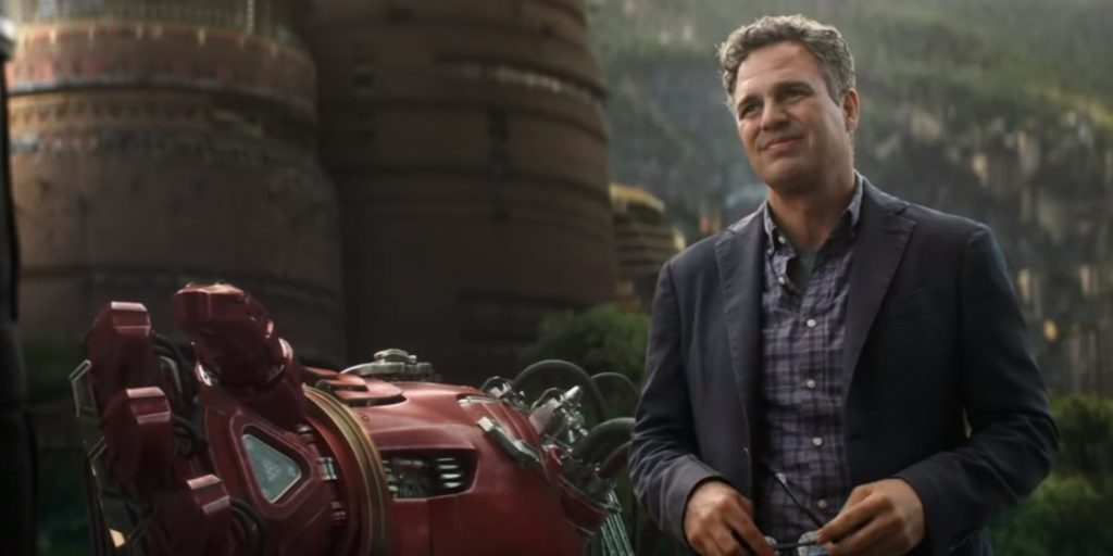 Avengers: Endgame Mark Ruffalo Marvel