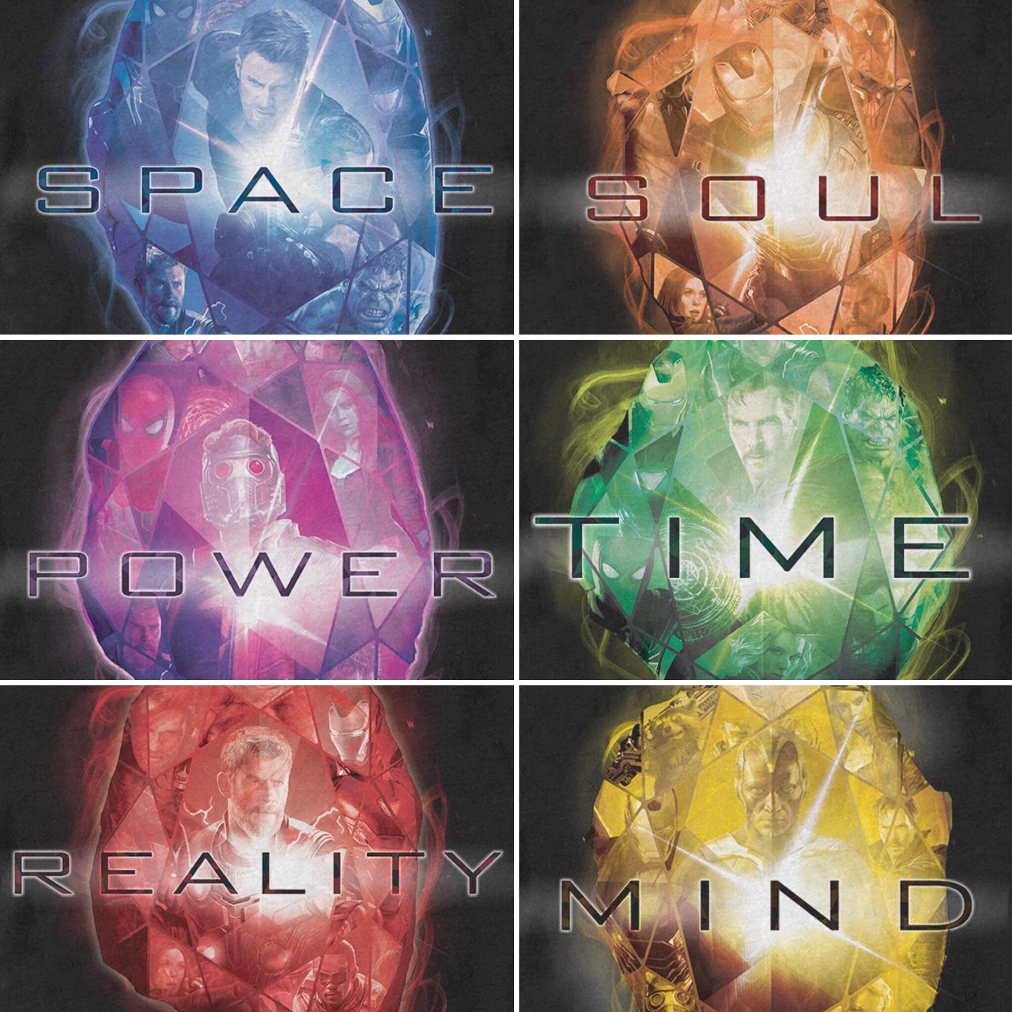 Infinity War Concept Art Soul Stone