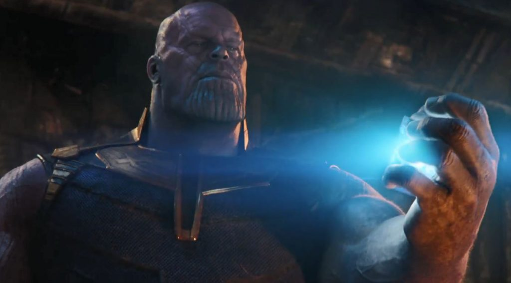 thanos infinity war black order