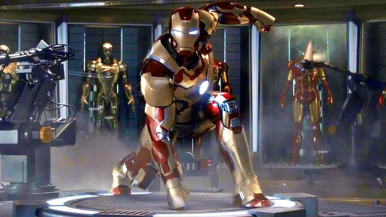 iron man office. The Fact That Is Common In All Marvel Movies They Are Full Of Fun Easter Eggs And References, Which May Poke Something Really Interesting Iron Man Office V