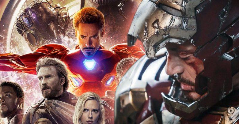 iron man robert downey jr. avengers infinity war