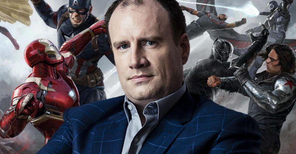 Avengers 4 Trailer Kevin Feige