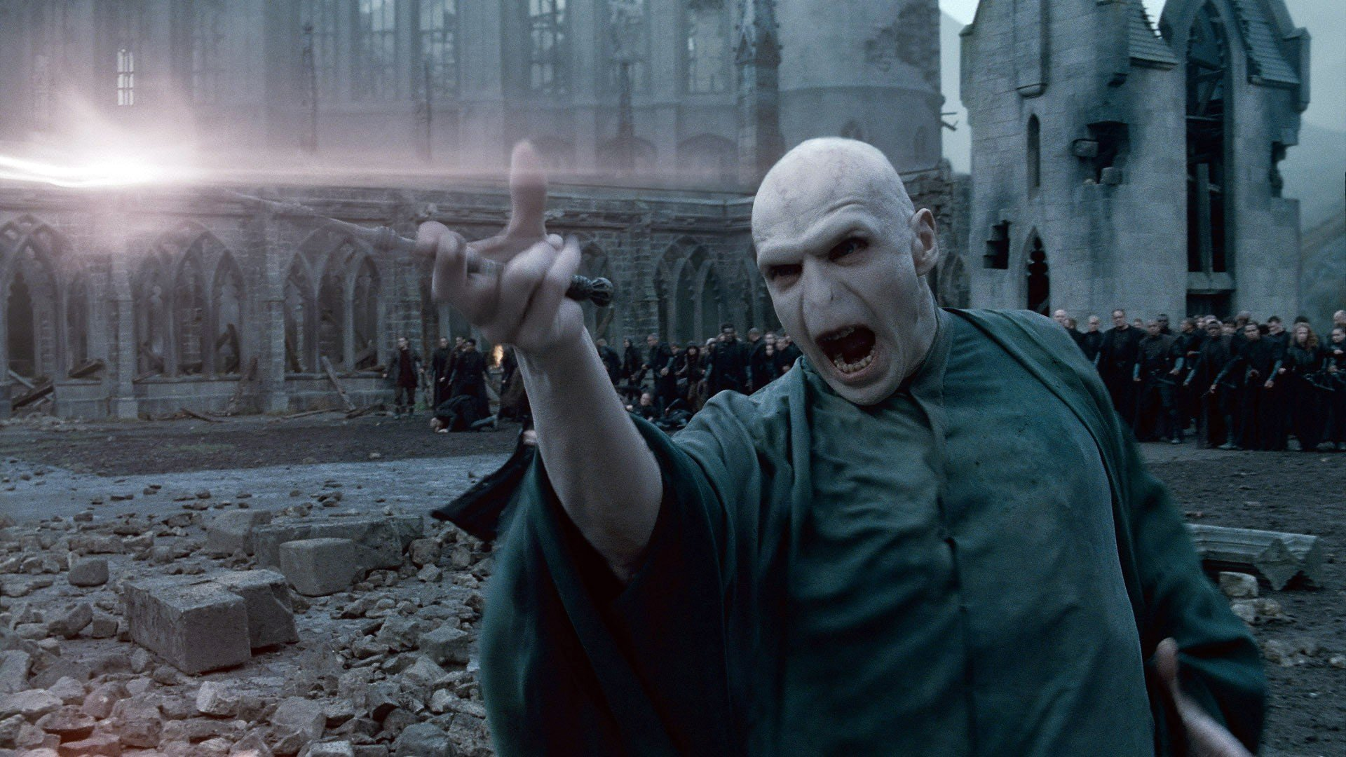 Lord Voldemort Seven Horcruxes