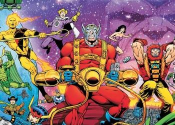 New Gods Movie By DC