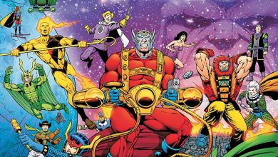 New Gods Movie By DC