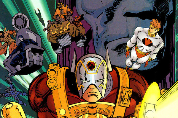 Here's Everything We Know About The New Gods Movie By DC