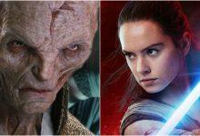 rey Snoke star wars