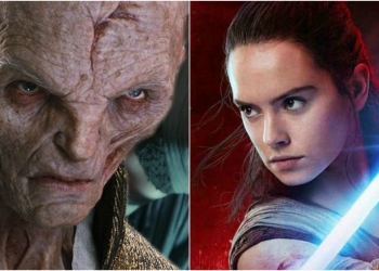rey Snoke star wars