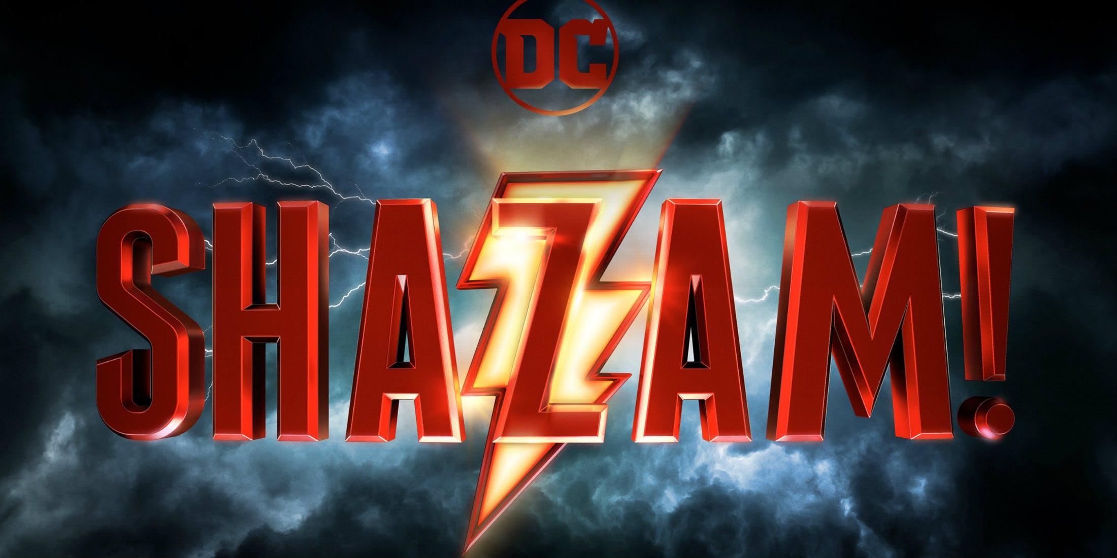 shazam superman