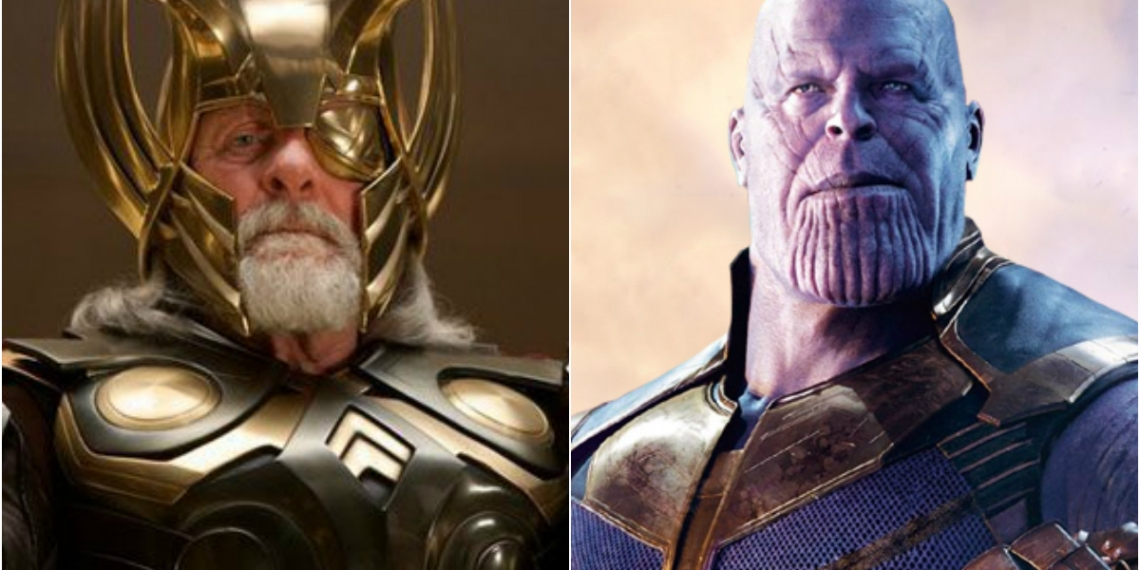 Marvel further fight odin vs thanos sorğusuna uyğun şekilleri pulsuz