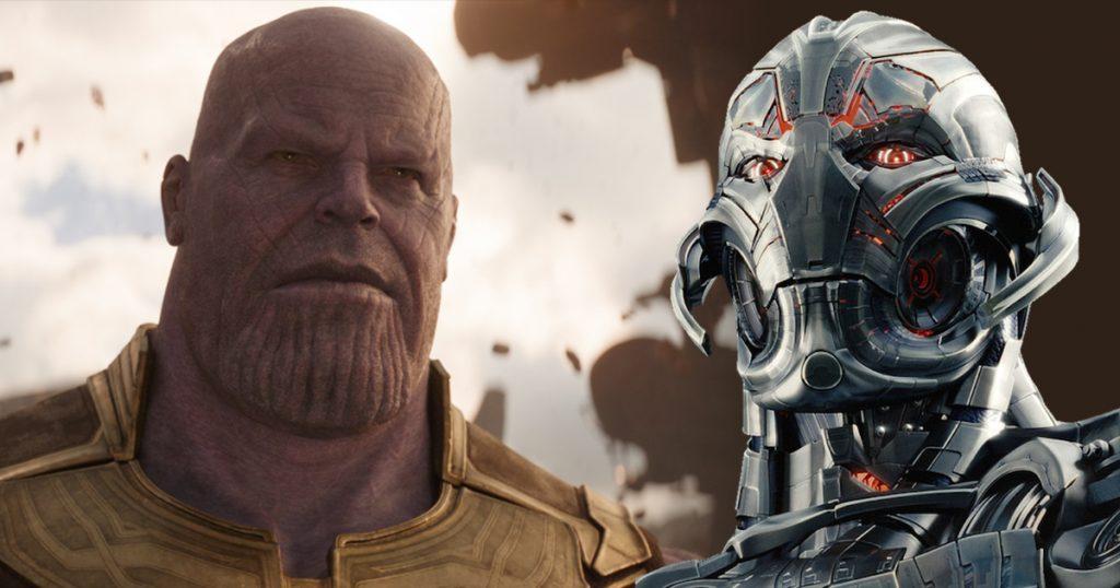 Avengers: Endgame Super Bowl TV Ultron