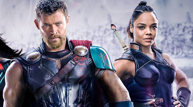 Infinity War Thor Valkyrie Thanos Xandar