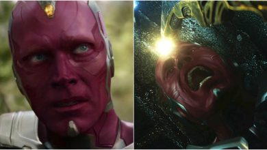 vision avengers infinity war