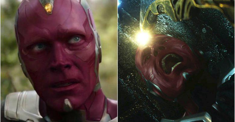 vision avengers infinity war