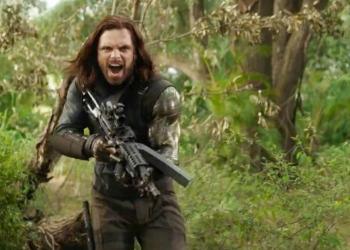 Avengers: Infinity War bucky