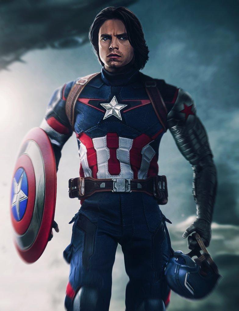 infinity war bucky avengers 4