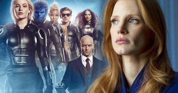 New mutants x-men: dark phoenix