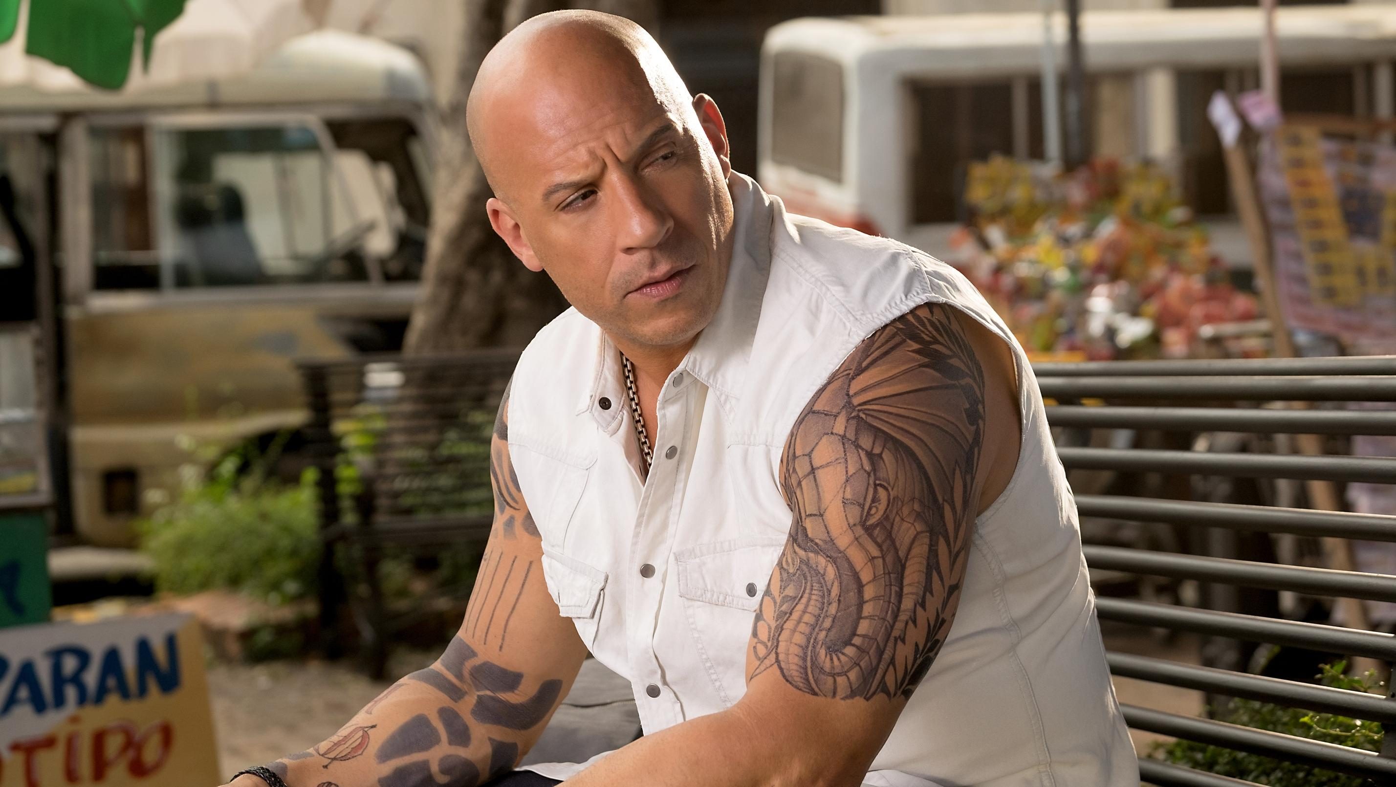 Vin Diesel Fast And Furious