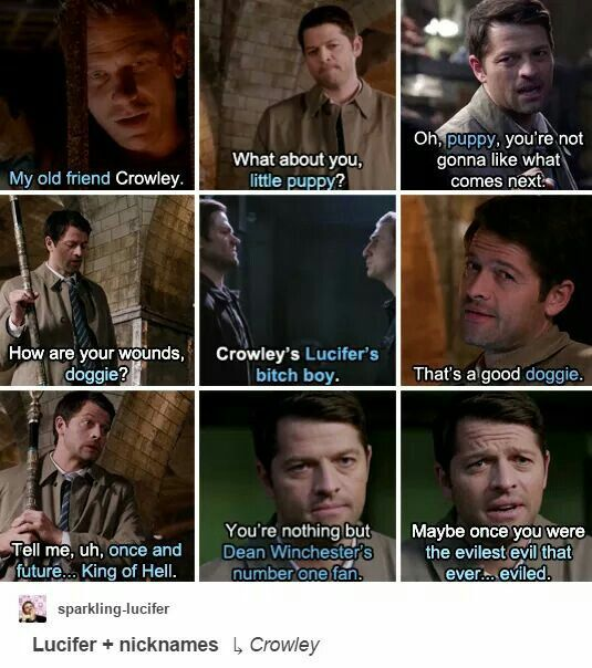 This Was Our Collection Of Hilarious Supernatural Memes We Hope You Enjoyed Them