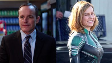 Photo of First Set Photo of Agent Coulson In Captain Marvel Revealed