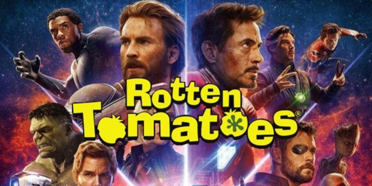 Avengers: Infinity War Rotten Tomatoes Score Is Out And You