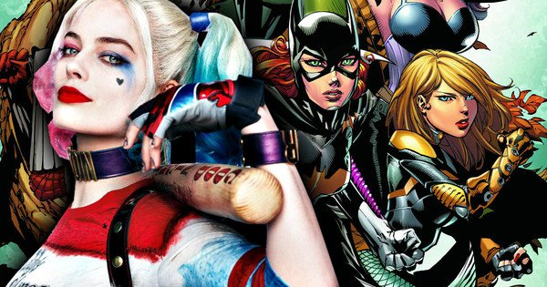 Harley Quinn Movie Birds of Prey Delays Suicide Squad 2