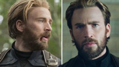 Photo of Avengers: Infinity War – The Reason Behind Captain America's Beard Revealed By Chris Evans
