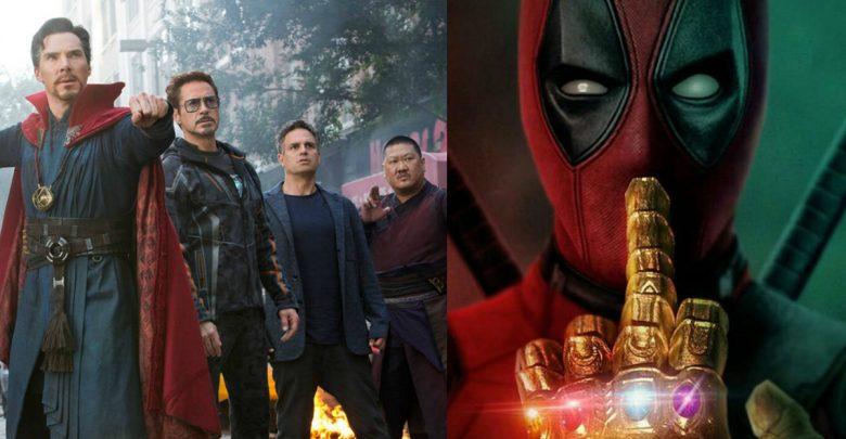 Deadpool Vs Infinity War Character Memes