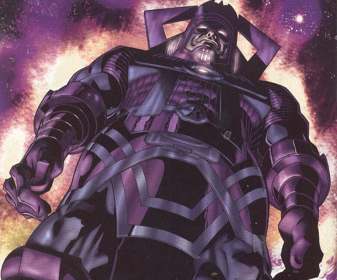 Thanos VS Galactus