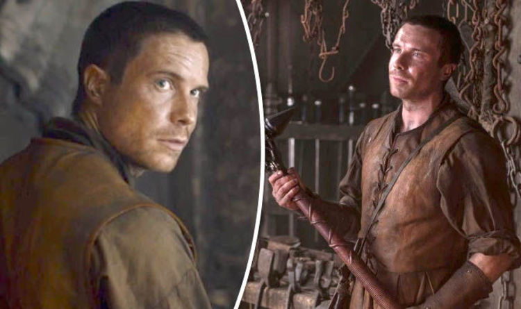 gendry game of thrones 8 got actor