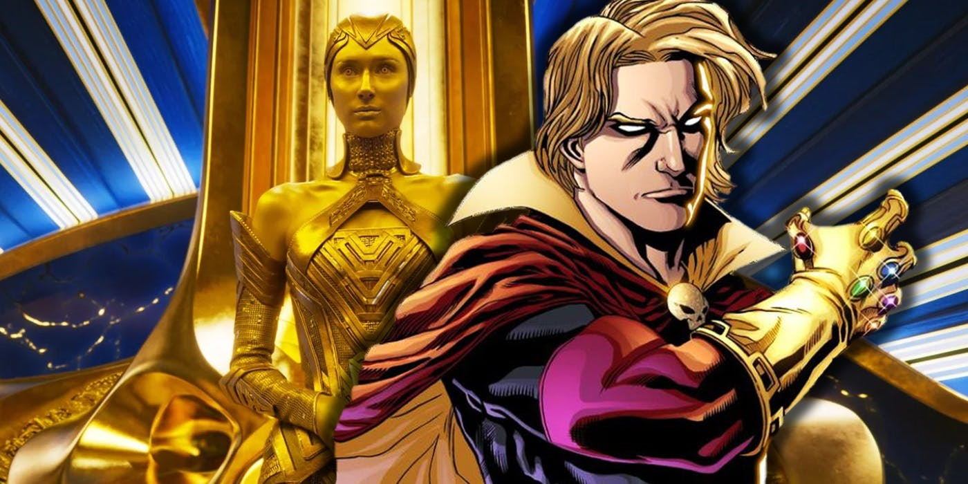 Guardians of the Galaxy Vol. 3 Adam Warlock