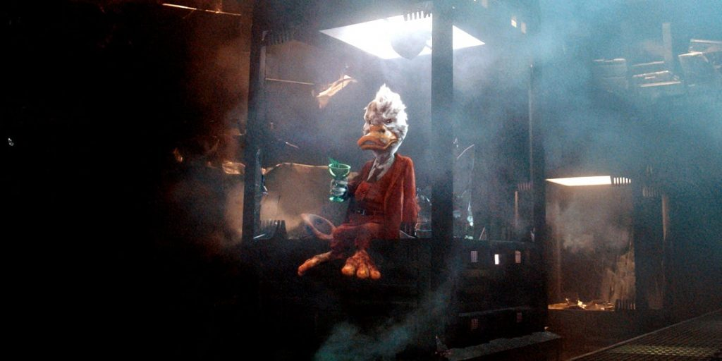 Avengers: Endgame Howard The Duck
