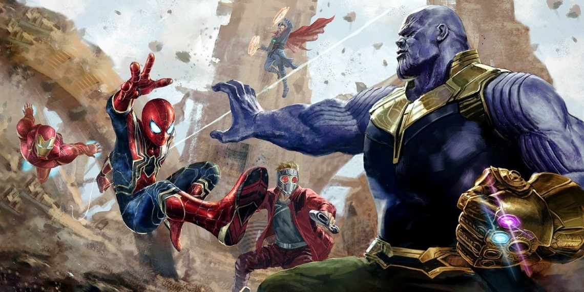 Avengers 4 MCU