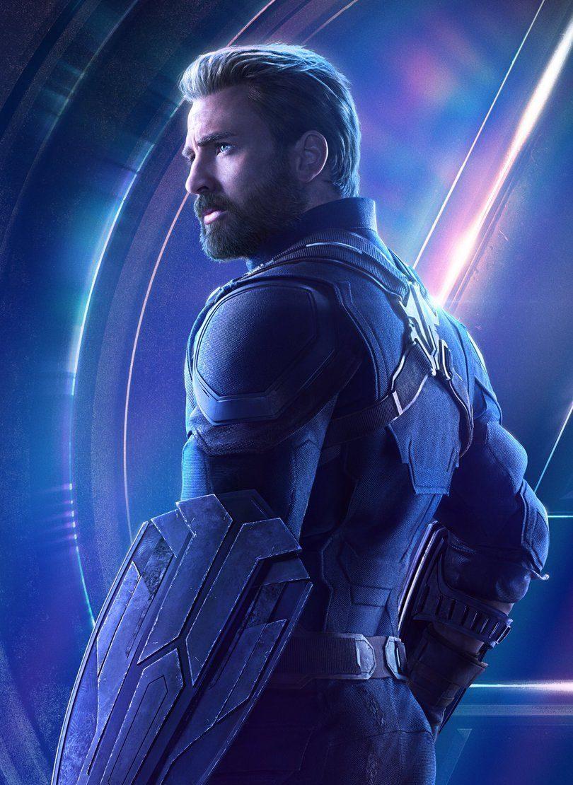 Avengers 4 Captain America
