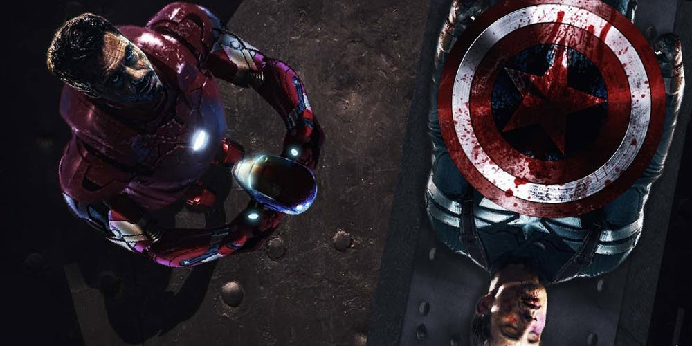 Avengers: Endgame Theory Iron Man