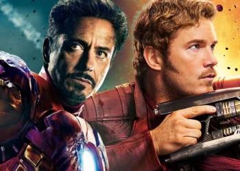 Iron Man VsStar-Lord Fight
