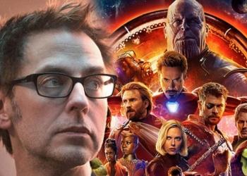 Infinity War james gunn