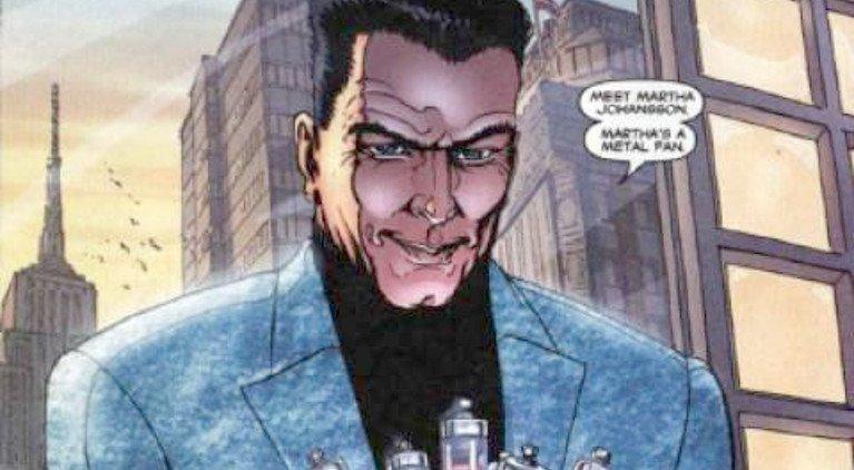 New Mutants X-Men villains