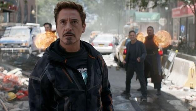 Robert Downey Jr. avengers