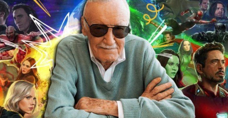 Stan Lee Avengers 4