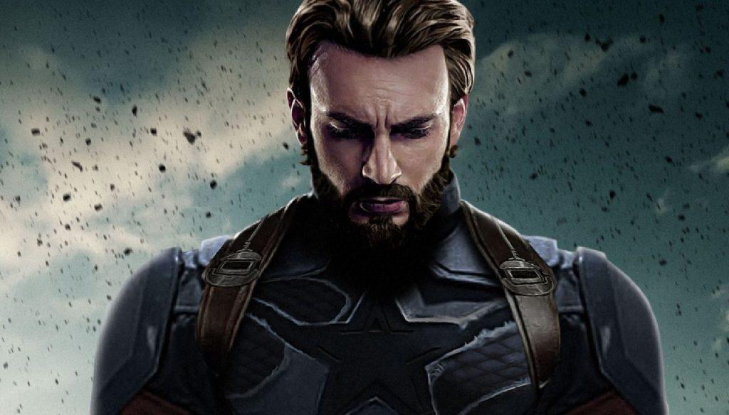 Captain America Chris Evans DC Batman