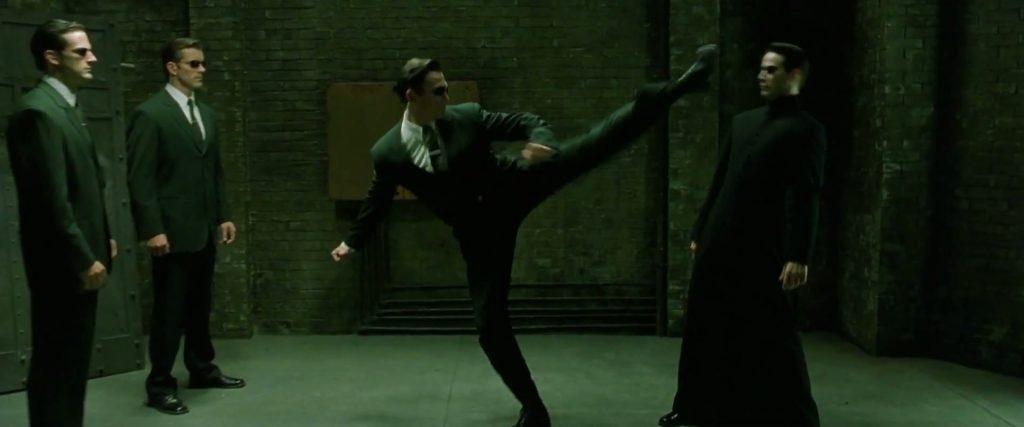 The Matrix 4 Title Resurrections Apt For Neo