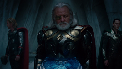 Photo of Thor Concept Art Shows the Unused Outfit Odin Had in the Movie