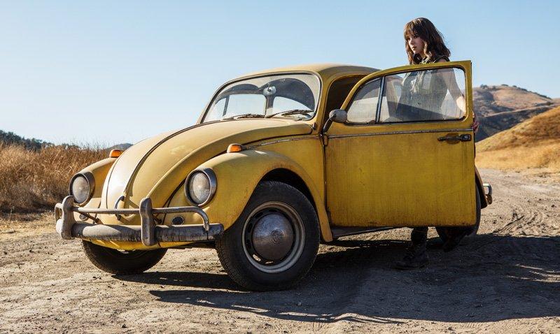 Bumblebee Post-Credits Scene