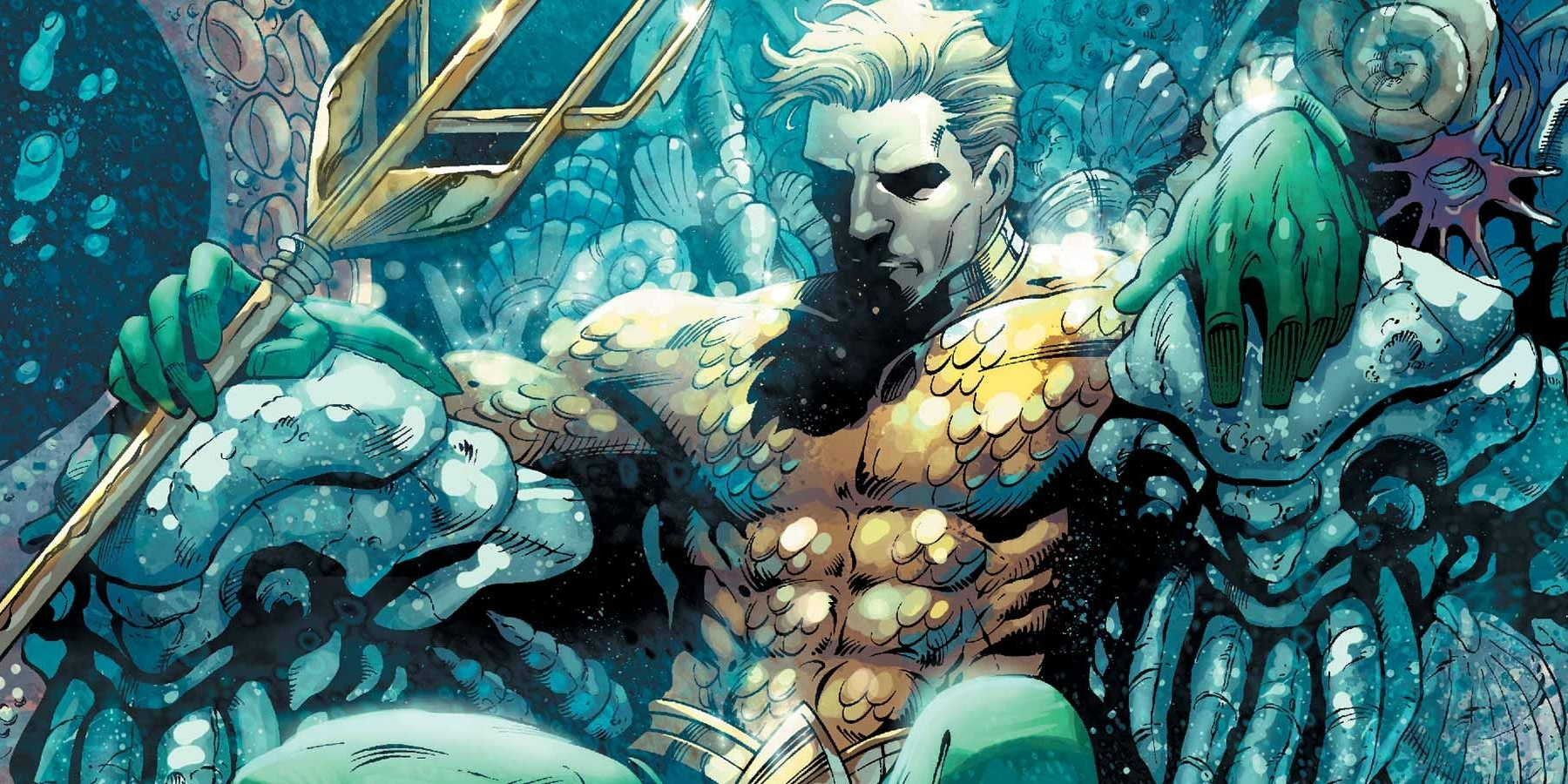 Aquaman Facts DC