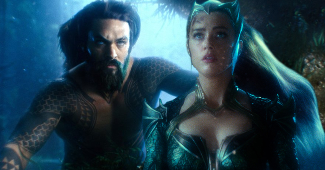 Aquaman & Atlanteans Would Talk Underwater